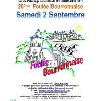 foulée, bourronnaise, 2017, bourron, marlotte, bourron-marlotte