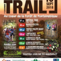 Trail, Fontainebleau, Imperial, Foret